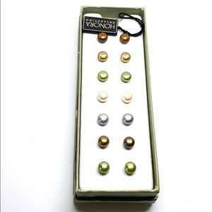 Honora Collection Pearl Set NWT
